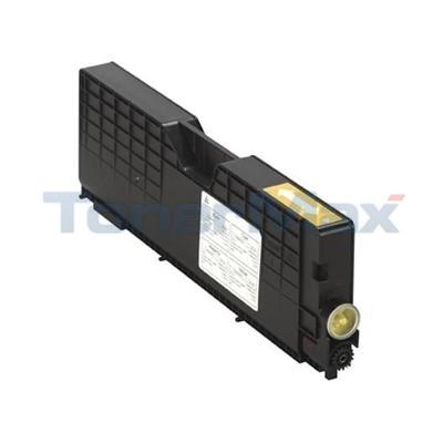 RICOH AFICIO CL3500 TYPE 165 TONER YELLOW HY